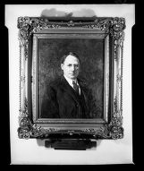 Governor James M. Cox Portrait