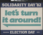 Solidarity Day '82 poster