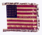 Camp Colors of 45th Ohio Volunteer Infantry