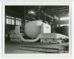 125 ton mixer type hot metal car and ladle