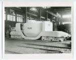 William B. Pollock built 125 ton mixer type hot metal car