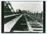 Indiana Harbor works railroad photograph