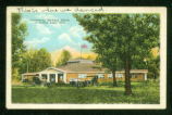 Indian Lake Orchard Island Colosseum Postcard