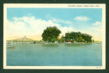 Indian Lake Paradise Island Postcard