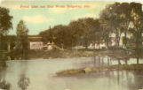 Ridgeway Postal Lake and Clay Works Postcard
