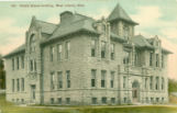 West Liberty Public School Postcard