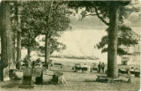 Silver Lake From the Hill Postcard