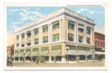 Bellefontaine Canby Building Postcard