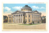 Bellefontaine Church of Christ Postcard