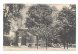 Bellefontaine Christian Church Postcard