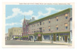 Bellefontaine Logan Hotel Postcard