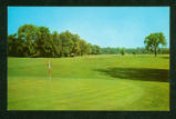 Indian Lake Golf Course Postcard