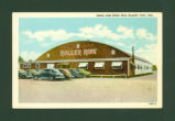 Indian Lake Roller Rink Postcard