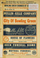 Bowling Green City Directory 1957 Supplement
