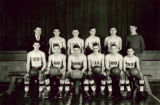 Pemberville Basketball Team, 1945