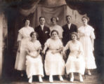 Pemberville High School Graduation Class of 1912