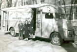 Bowling Green Public Library's Bookmobile