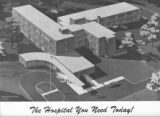 The Hospital You Need Today October 1960