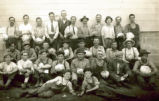 Clyde Kraut Factory Workers