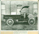 Krebs Commercial Car, 1915 circa
