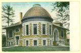 Clyde Library Postcard 1909