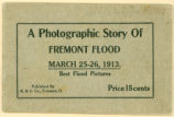 Fremont Flood Booklet 1913