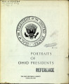 Portraits of Ohio Presidents.