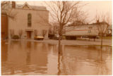 Flood at the Defiance Public Library