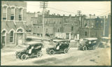 Automobiles on Third Street