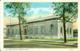 Findlay United States Post Office and Federal Building photograph