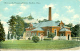 Findlay Waterworks Pumping Station photograph