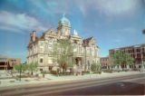 Hancock County Courthouse photograph (third structure)