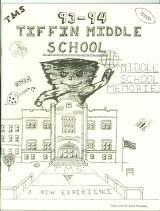 TIFFIN MIDDLE SCHOOL/WEST JR HIGH YEARBOOK 1994