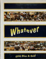 Yearbooks Columbian 1996 Blue & Gold