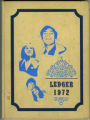 Yearbook Tiffin University Ledger 1972