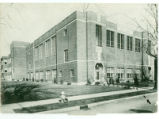 Bluffton High School photograph
