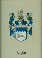 Triplett Coat of Arms