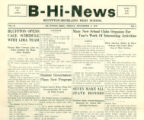 B-Hi-News - 1933/12/08 issue