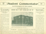 Student Commentator - 1930/10/31 issue