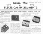 What's New in Electrical Instruments - 1937/04-05 issue