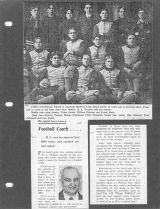 R.L. Triplett football photograph