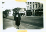 South Main Street photograph - 1950