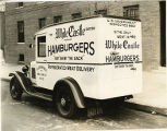 R.C. Decker & Co. meat delivery truck for White Castle, New York, New York