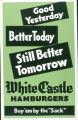 White Castle Restaurant Poster