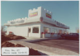Exterior view of White Castle number 27, Florence, Kentucky
