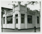 Exterior view of White Castle number 11, Kansas City, Missouri