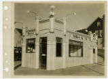Exterior view of White Castle number 4, Newark, New Jersey