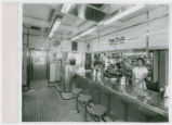 Interior view of White Castle number 22, St. Louis, Missouri