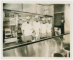 White Castle employees, Newark, New Jersey
