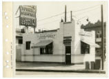 Exterior view of White Castle number 9, St. Louis, Missouri
